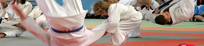 Święto judo w Żarowie