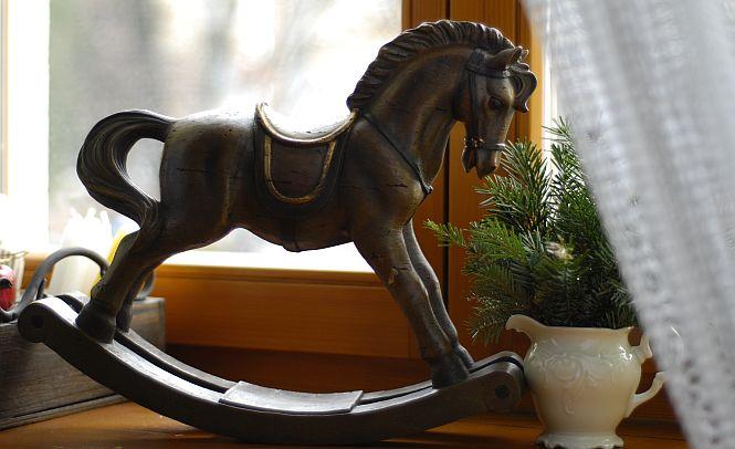 Tęsknota za koniem na biegunach