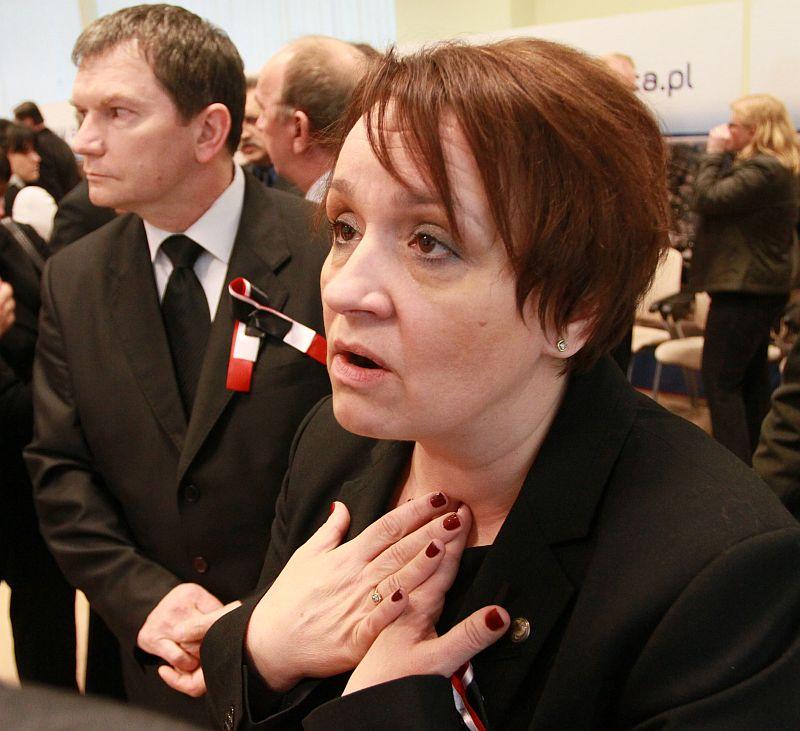 Zalewska wzywa starostę do dymisji