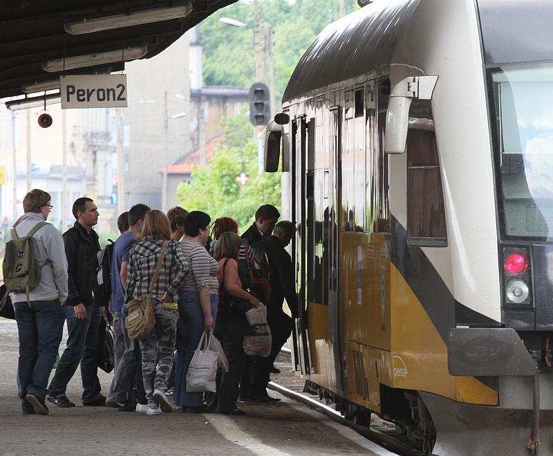 Połączenie kolejowe z Wrocławiem zagrożone