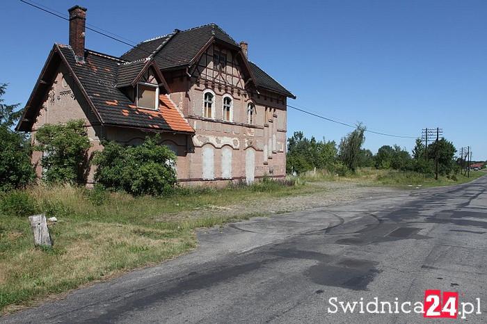 Dworzec Kraszowice można remontować