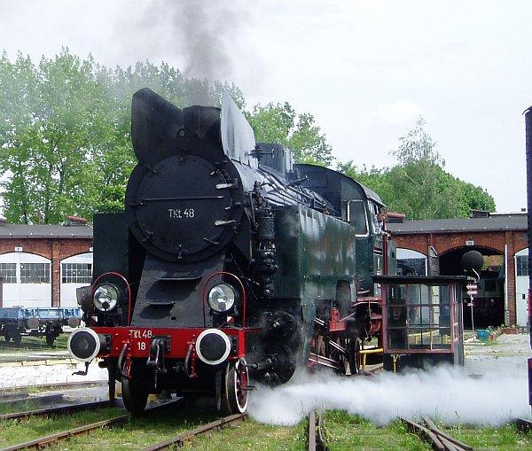 Wielkie święto parowozów i lokomotyw