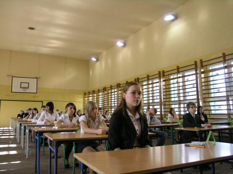 test gimnazjalny 1