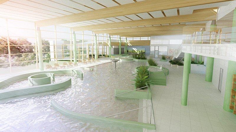 Bank wycofuje kredyt na świdnicki aquapark