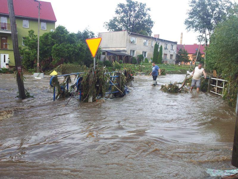 powódź 2 Olszyna