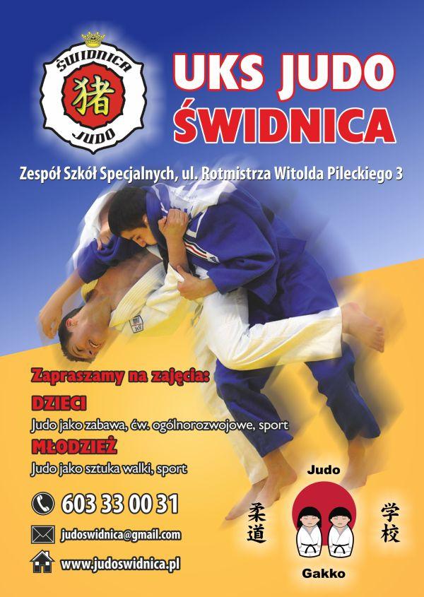 Trenuj z UKS Judo Świdnica