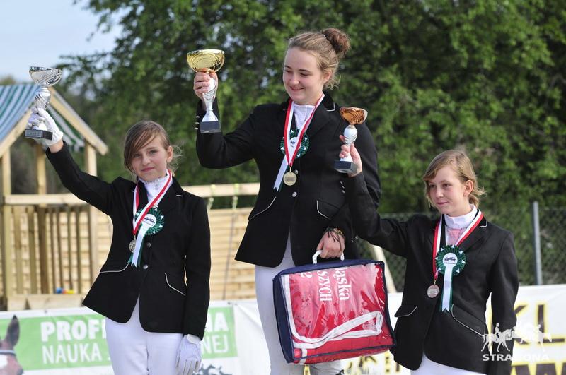 Pięć medali dla Stragony