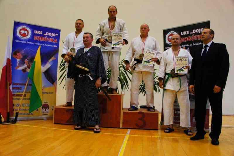 Trener UKS-u Judo Świdnica srebrnym medalistą Mistrzostw Polski