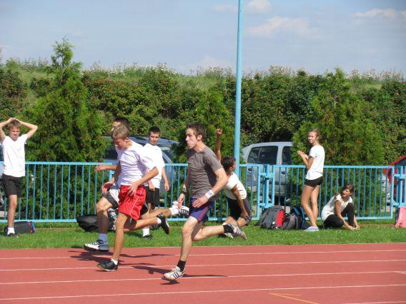 Zmagania młodych lekkoatletów na Zawiszowie