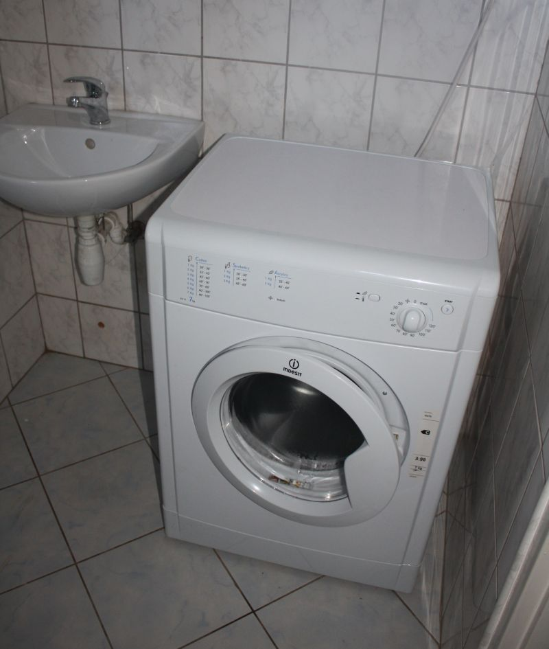 Łaźnia i pralnia za darmo