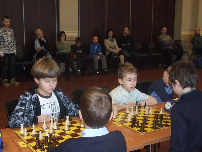 III Szachowe Mistrzostwa Świdnicy Juniorów dobiegły końca