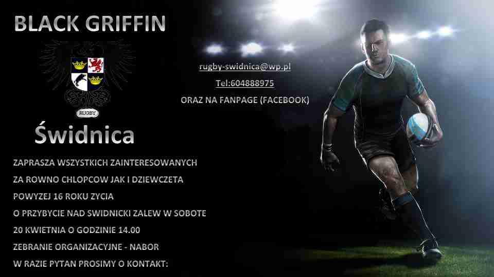 Drużyna rugby w Świdnicy?