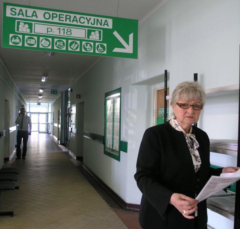 Krystyna Bobrowicz - Walkowska