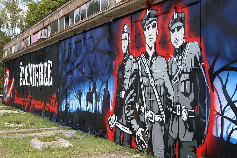 Mural poświęcony Żołnierzom Wyklętym_Świdnica (41)