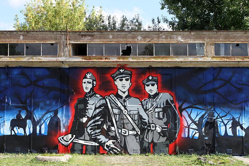 Mural poświęcony Żołnierzom Wyklętym_Świdnica (44)