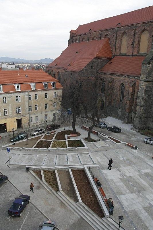 Plac Jana Pawła II w Świdnicy (3)