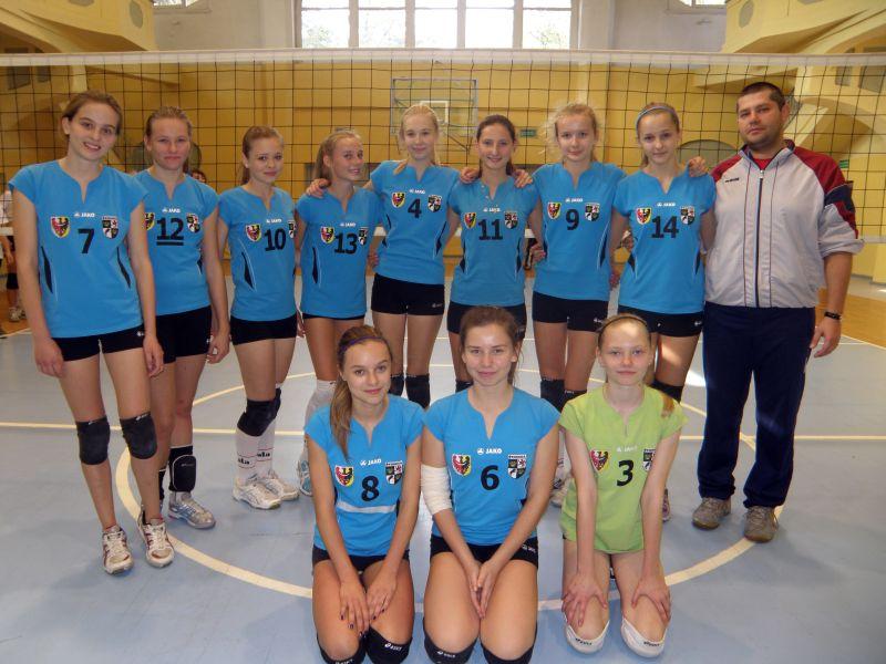 Młodzież MKS-u wygrywa swoje mecze