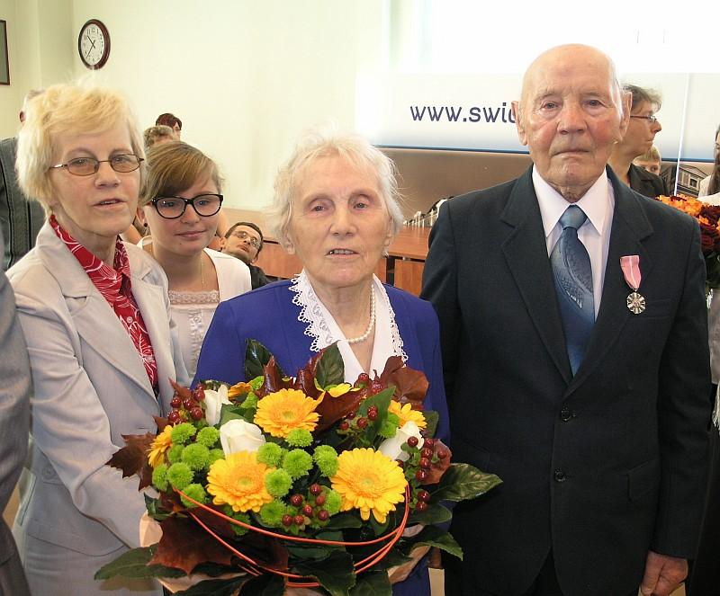 Waleria i Franciszek Suchodolscy