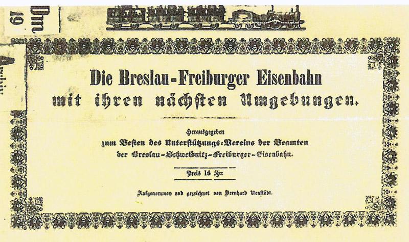 Bilet kolejowy 3 klasy