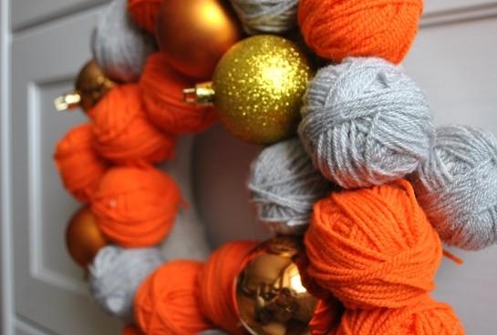 Piękniejszy świat Beaty: Świąteczny wianek