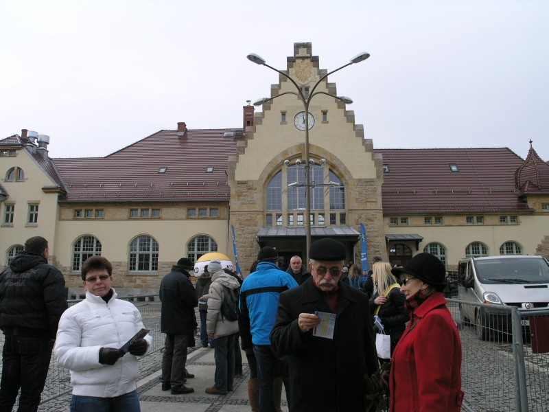 dworzec otwarcie