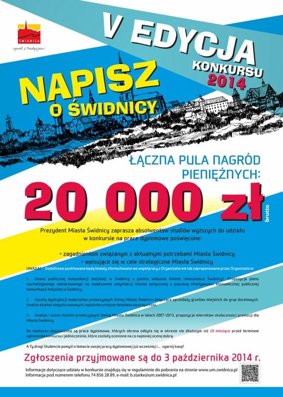 NAPISZ-2014_PLAKAT