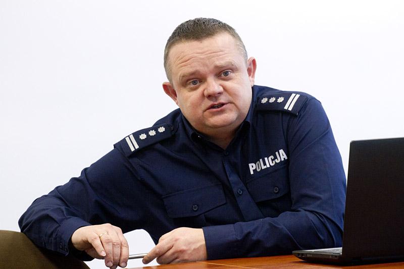 inspektor Krzysztof Niziołek