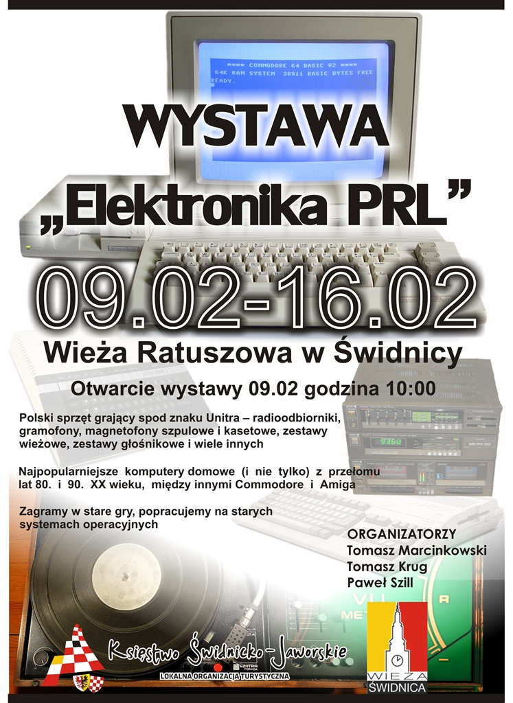 m-Elektronika plakat