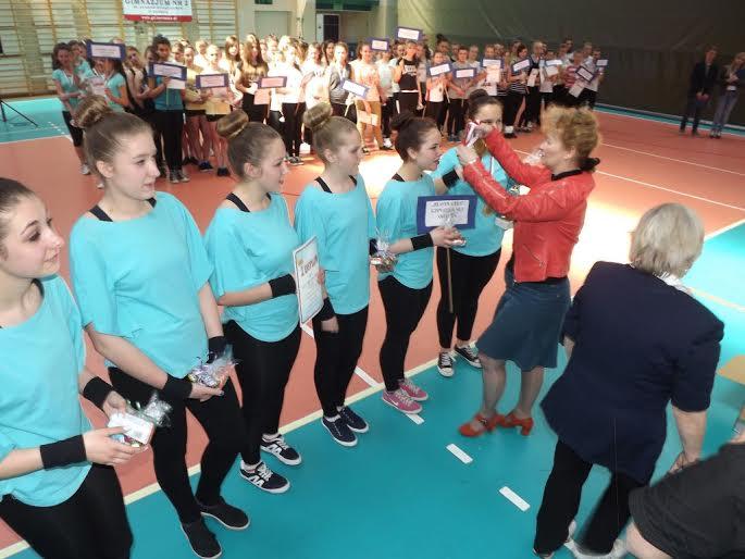Mistrzostwa w aerobiku rekreacyjnym