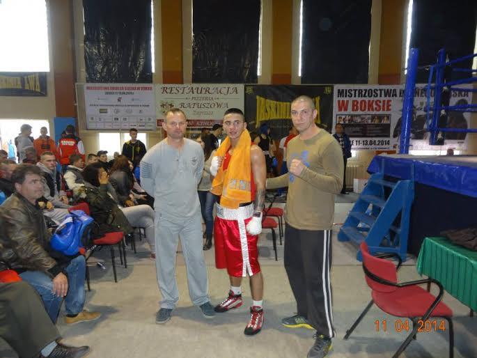 Medale bokserów w Ziębicach