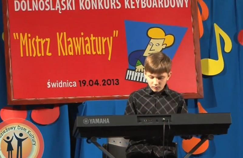 mistrz klawiatury