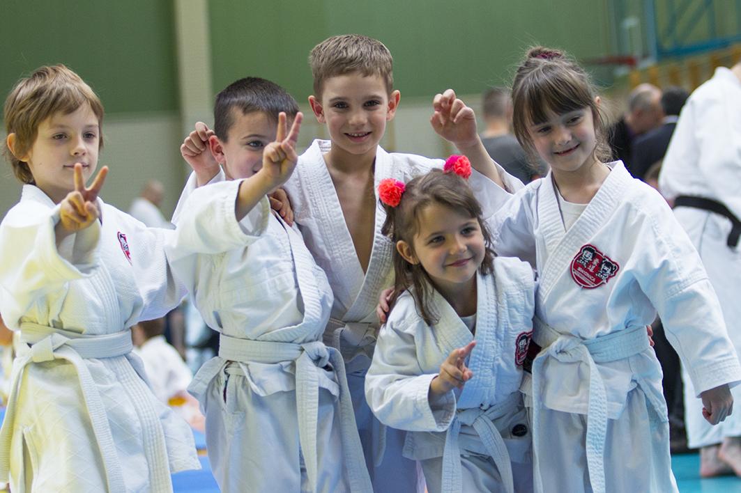 Mistrzostwa judo z coraz większym rozmachem [FOTO/VIDEO]