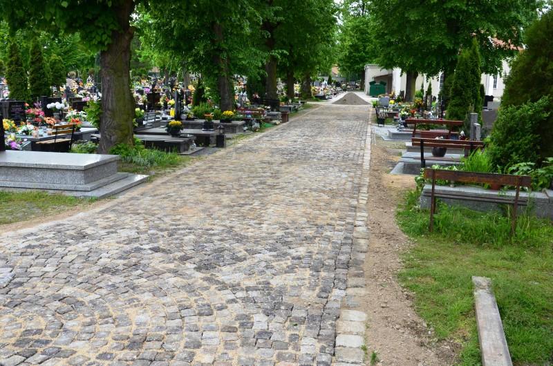 alejki cmentarz