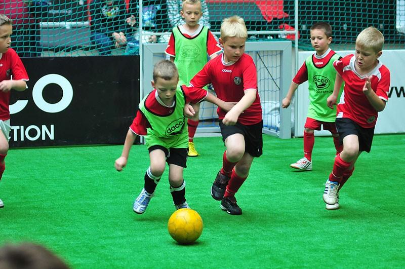 Sportowy Dzień Dziecka w Galerii Świdnickiej [WIDEO]