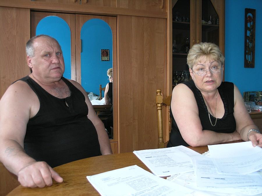 Bogumiła i Janusz Głąbiak