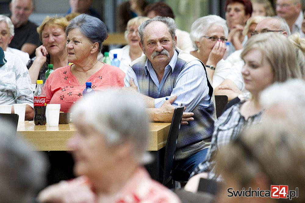 Podwieczorek dla seniora Galeria Świdnicka_18