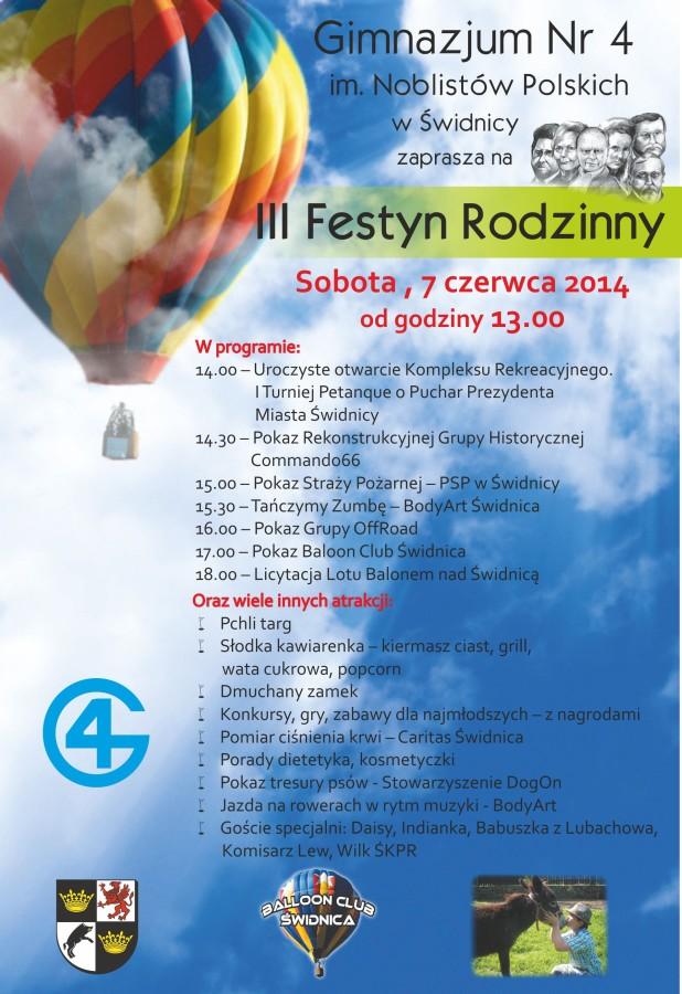 plakat festyn 2