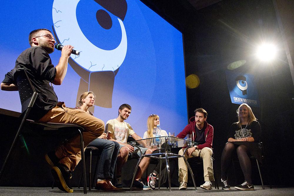 Roman Gutek: Pielgrzymka w sprawie kina