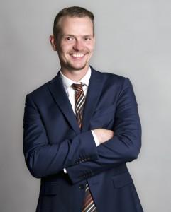 Marcin Paluszek oficjalnie