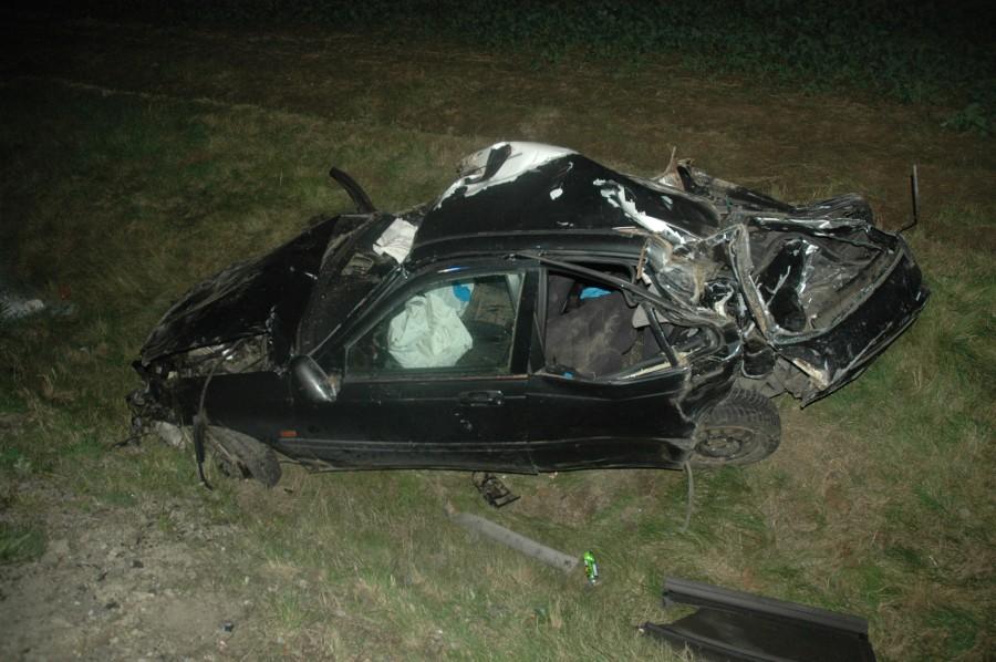 wypadek Honda 1