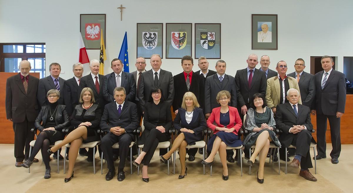 Rada Miejska 2010-2014