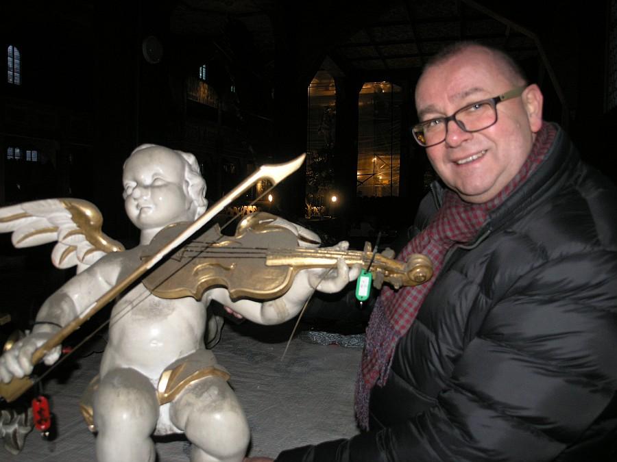 KP anioł i bp Waldemar Pytel