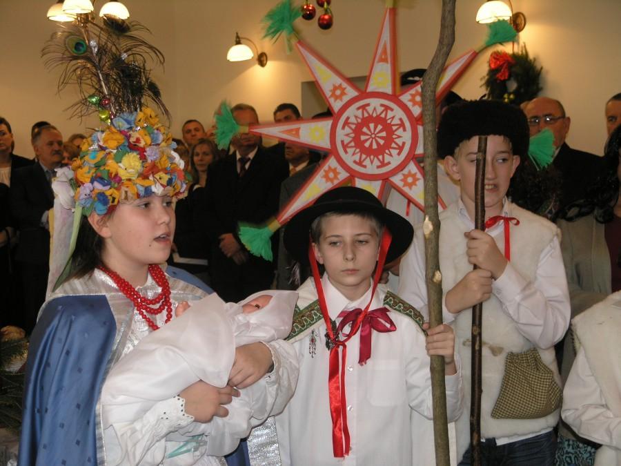 Huczne kolędowanie w gminie Świdnica [FOTO]
