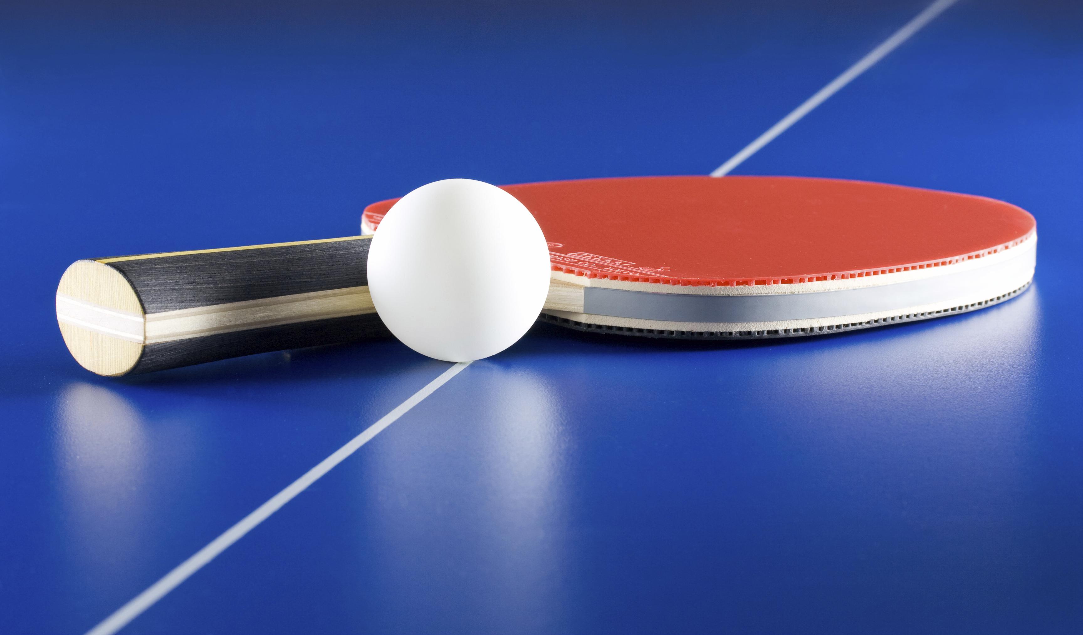 Zapraszamy na wspólne granie w tenisa stołowego