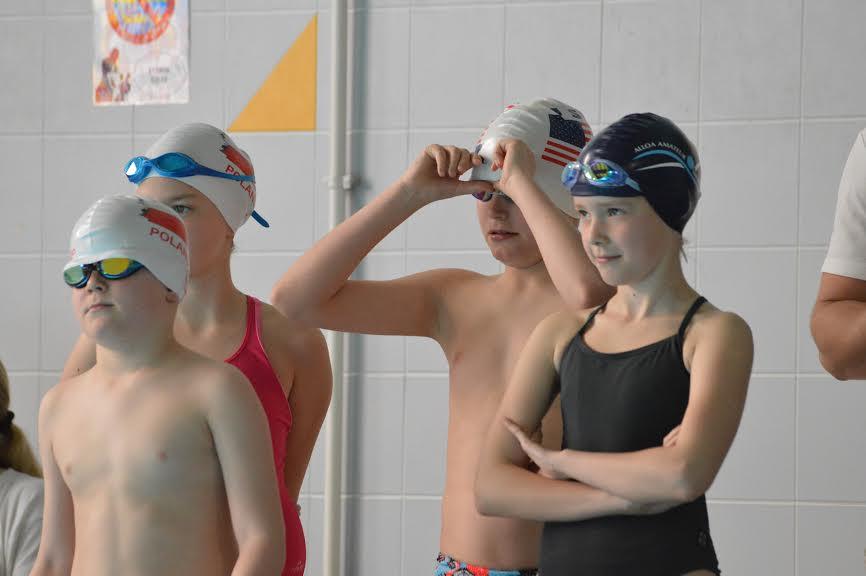 Sobotnie starty świdnickich pływaków