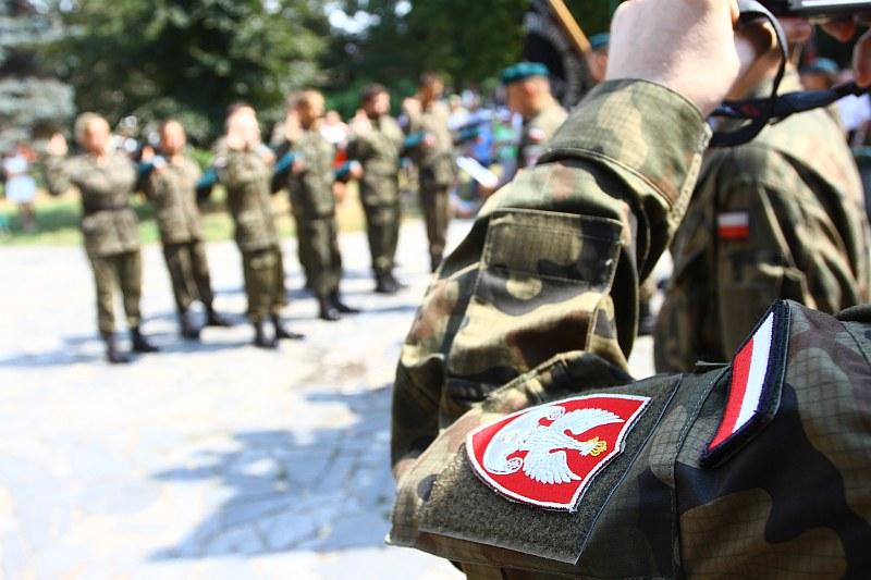 Obchody Święta Wojska Polskiego 15 sierpnia