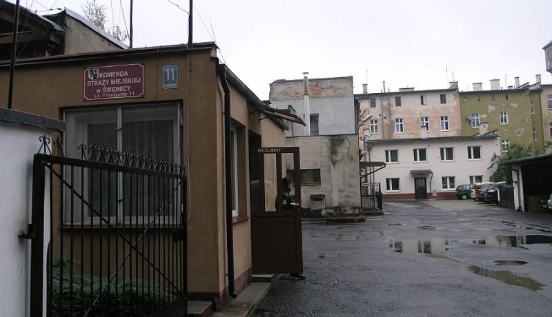 Straż Miejska siedziba