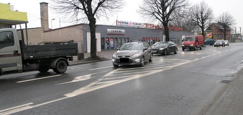 pasy ul. Westerplatte