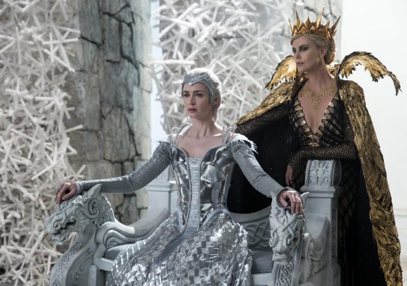 Łowca i Królowa Lodu