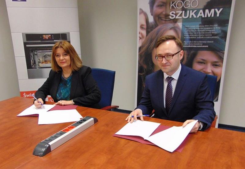 Beata Moskal - Słaniewska i Piotr Kuś